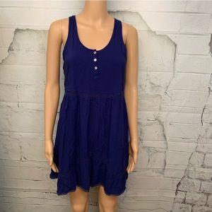 Blue Express Sundress